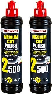 menzerna 2X Medium Cut Polish 2500 Schleifpolitur Politur Schleifpaste 250 ml
