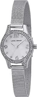 Best laura ashley ladies silver mesh watch Reviews