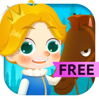 My Little Prince Free - Castle, Princess & Pony Games for kids and toddler