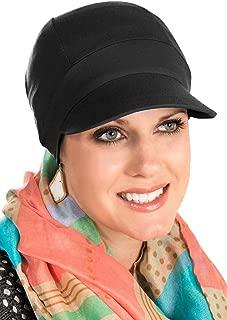 Cardani Classic Baseball Cap | Bamboo Viscose Cancer Headwear for Women