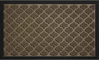 DEXI Door Mat Large Front Indoor Entrance Outdoor Doormat,Heavy Duty Rubber Outside Floor Rug for Entryway Patio Waterproo...