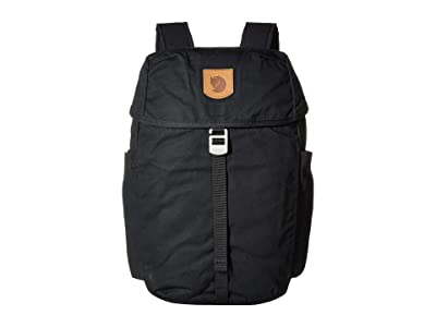 Fjallraven Greenland Top Small (Black) Backpack Bags