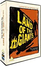 Land Of The Giants - The Complete Series One [Region 2 UK DVD] [1968] Starring Gary Conway, Don Marshall, Don Matheson and Kurt Kasznar