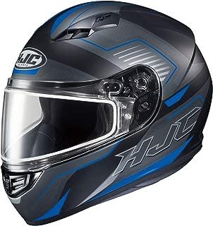 HJC CS-R3 Trion Men's Snowmobile Helmet - MC-2SF / Large
