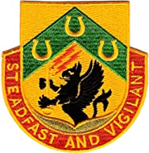 Special Troops Battalion, 3rd Brigade, 1st Cavalry Division Patch