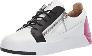 GIUSEPPE ZANOTTI Women's RS90036 Sneaker Bianco 8 Medium US