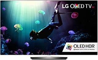 LG OLED55B6P 55-Inch 4K UHD HDR Smart OLED TV - (Renewed)