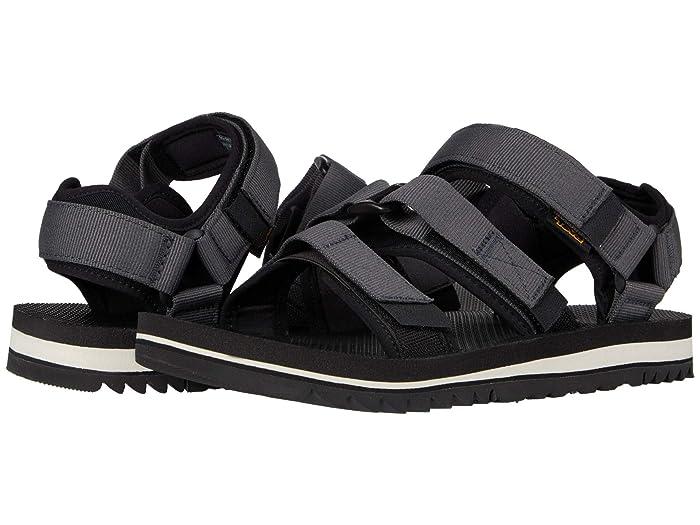 Teva  Cross Strap Trail (Dark Shadow) Mens Shoes