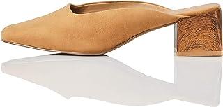 Marchio Amazon - find. - Close Toe Mule, Scarpe col tacco punta chiusa Donna