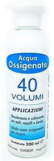 Agua Oxigenada Cremosa 40 Volúmenes para Tintes Made In Italy
