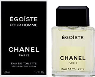 CHANEL Egoiste Eau De Toilettes Spray, 1.7 Ounce