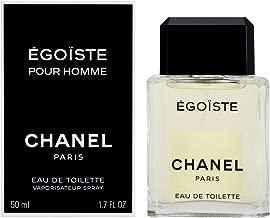 CHANEL Egoiste Eau De Toilettes Spray, 1.7 Ounce