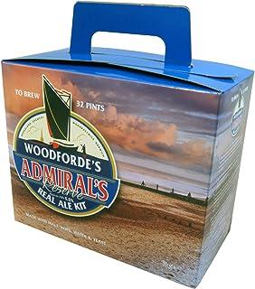 Woodforde's Admirals Reserve Real Ale 32 Pint 3kg Home Brew Beer Kit