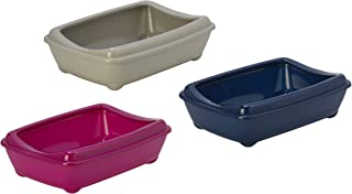 Petface Cat Litter Tray with Rim
