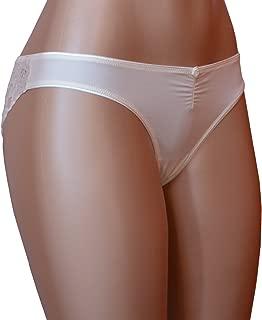 Jolidon Women's Jacquard Lace Bikini Panties