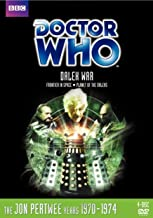Best doctor who frontier in space dvd Reviews