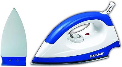Sonashi Dry Iron 1000W Blue SDI-6007