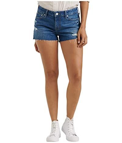 Lucky Brand Mid-Rise Cutoffs Shorts in Nela Fray (Nela Fray) Women
