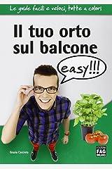 Il tuo orto sul balcone easy!!! Copertina flessibile