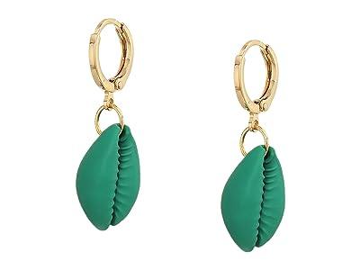 8 Other Reasons Hawaiin Studs Earrings (Green) Earring