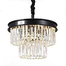 Kroonluchter K9 Kristallen Plafondlamp Luxe 6 Licht E14 Tijdens Lamp Elegante Decoratie Hangende Verlichtingsarmatuur Voor...