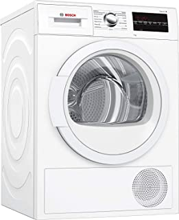 Bosch WTG86262ES Independiente Carga frontal 7kg B Blanco -