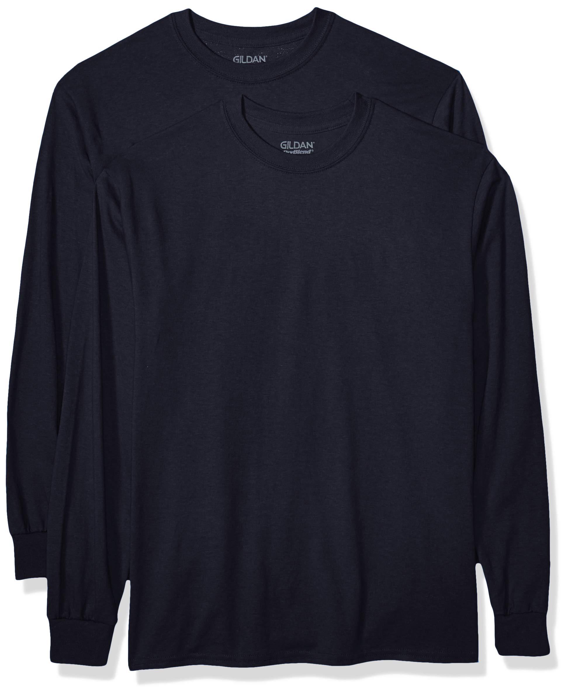Gildan DryBlend Sleeve T Shirt 2X Large