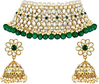 Indian Kundan Pink Studs Jewelry With Meenakari Party Wear Round Shape Earrings Jewelry Indian Jewelry Pakistani Jewelry Handmade Ethnic Set