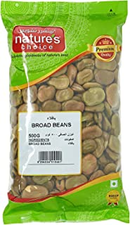 Natures Choice Broad Beans - 500 gm (Brown)