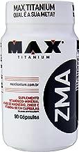 ZMA - 90 Cápsulas, Max Titanium
