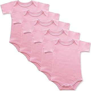Efbj Infant Baby Girls Rompers Sleeveless Cotton Jumpsuit,Cartoon Santa Claus Bodysuit Summer Pajamas