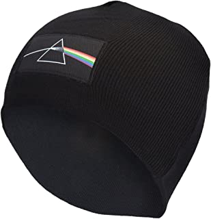 c0124e00 Old Glory Pink Floyd - Dark Side of the Moon Knit Hat Beanie