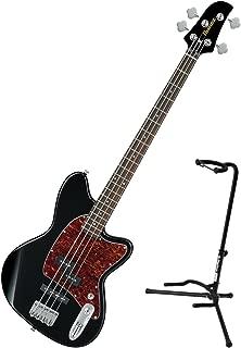 Ibanez TMB100 Talman 4 String Electric Bass Black w/ Stand