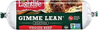 Lightlife, Gimme Lean, Beef Flavored From Plant Sources, Fat Free, 14 oz