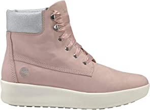 Timberland Womens Berlin Park 6 Leather Boots