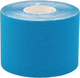 Athletic Tape, High Elasticity Practical Sports Tape, Post-match Rehabilitation for Pre-match Protection(Light blue)