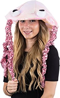 Jellyfish Hat - Jellfish Costume - Animal Hats - Fish Hats - Costume Hat