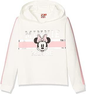 DeFacto Mickey Mouse Lisanslı Sweatshirt Kız çocuk Kapüşonlu Sweatshirt