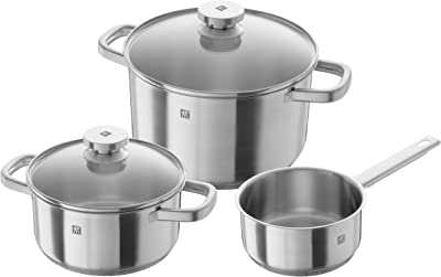 ZWILLING Joy Stainless Steel Cookware Set
