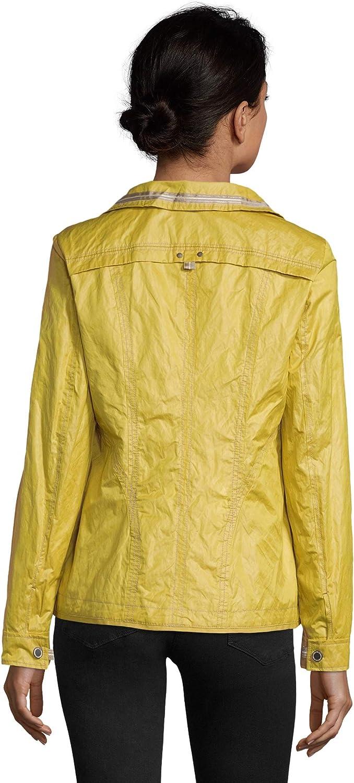 Gil Bret Damen Jacke Gelb (Bamboo 2250)