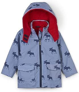 Hatley Boys' 4-in-1 Winter Jacket