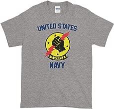 Men's U.S. Navy VFA-25 Squadron Basic T-Shirt Fist of The Fleet