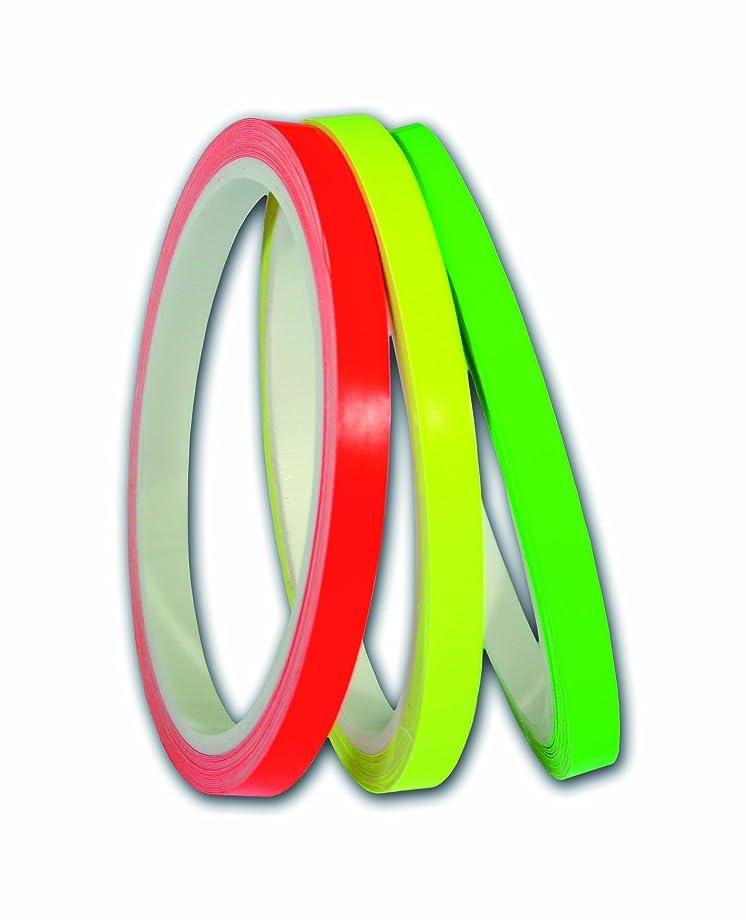 Pro Grip Wheel Tape Strip Stripe Reflective Red 5025RFRD 177900