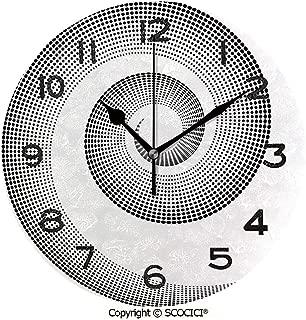 Best spiral clock image Reviews