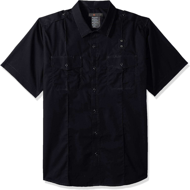 5.11 Tactical Men's Taclite Class A PDU Short Sleeve Polo Shirt, Teflon Treatment, Style 71167