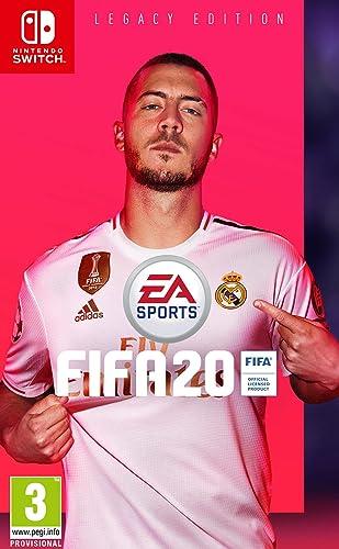 Amazon.nl-FIFA 20 Legacy Edition - Nintendo Switch (Nintendo Switch)-aanbieding