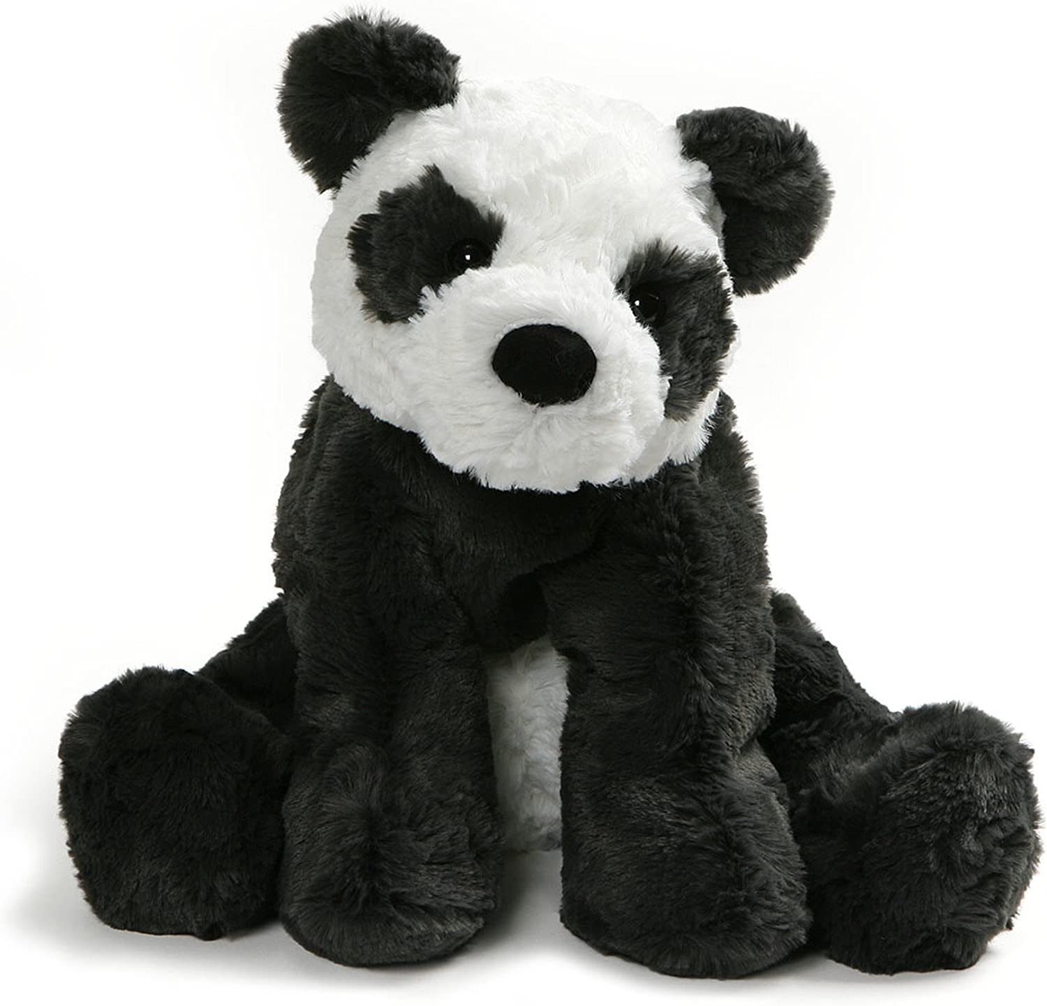GUND Cozys Collection Panda Bear Animal Plush Stuffed and Black Max Manufacturer OFFicial shop 57% OFF