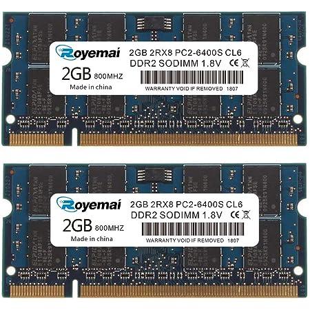 2GB DDR2-667 RAM Memory Upgrade for The Compaq//HP DV2800 Series dv2830es PC2-5300