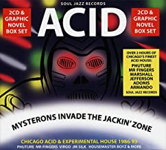 Acid Mysterons Invade The Jackin Zone: Chicago House 1986-93