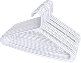 clear plastic clothes hangers
